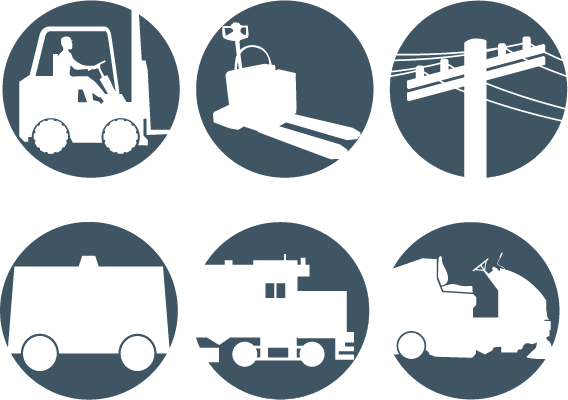 Industrial Kit Builder Icons
